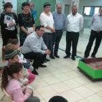 אלי אסקוזידו נפגש עם שר החינוך