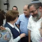 טקס יום הזיכרון לשואה ולגבורה מועצת נחל שורק