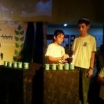 אלי אסקוזידו בטקס יום הזיכרון לחללי מערכות ישראל