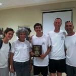 אלי אסקוזידו מעודד עיסוק בספורט בקרב צעירים