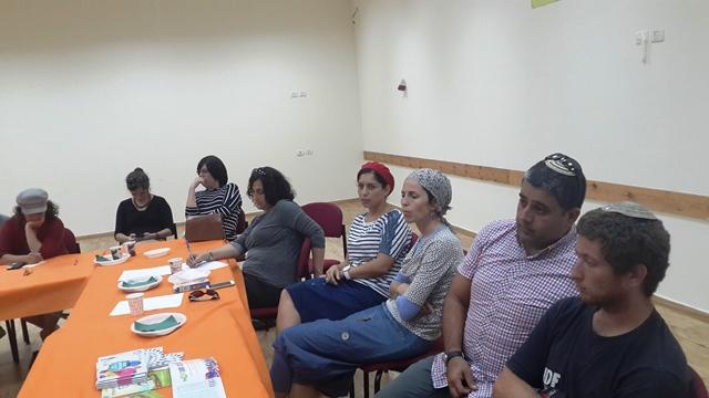 """אלי אסקוזידו נפגש עם מנכ""""ל החברה למתנ""""סים"""