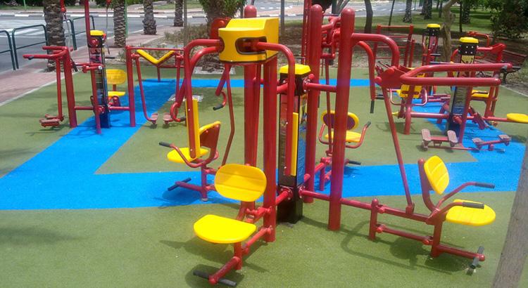 משטחי בטיחות Smart-play