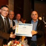 אלי אסקוזידו זכייה בפרס שר הפנים