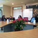 אלי אסקוזידו מארח במועצה קבוצת מנהלות לגיל הרך