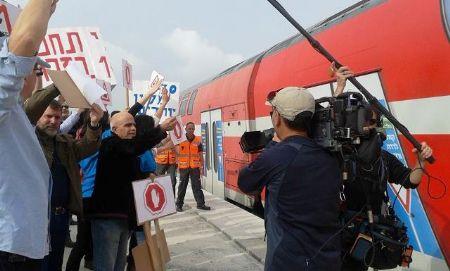אלי אסקוזידו ממשיך להוביל את המאבק להשלמת תחנת רכבת