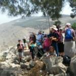 תצפית על עמק יזראל