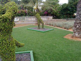 חברה מומלצת לדשא סינטטי לגינות ציבוריות